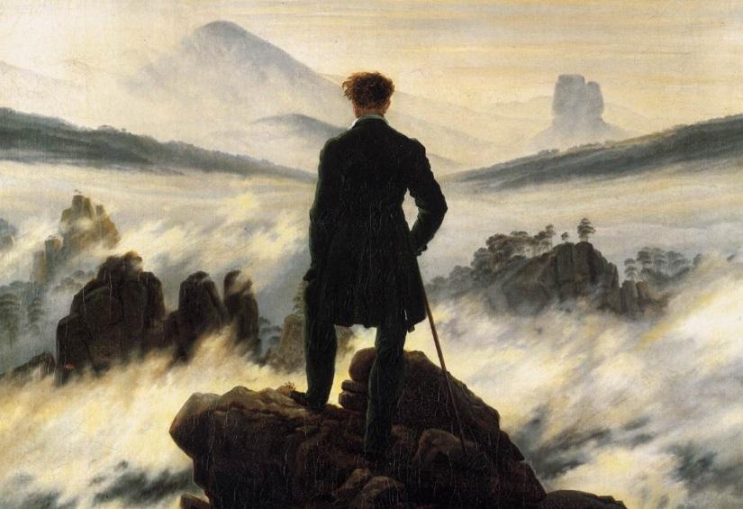 Friedrich - Viandante