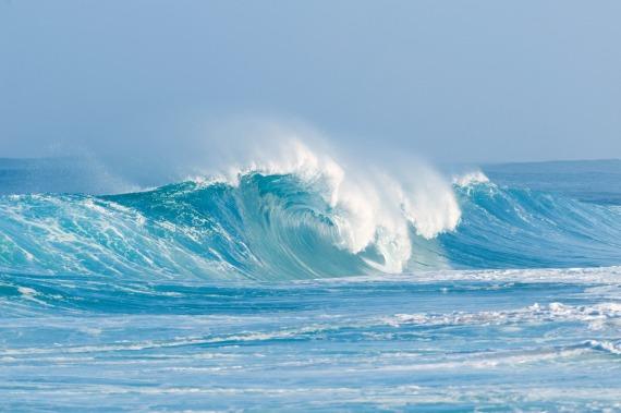 onde del mare