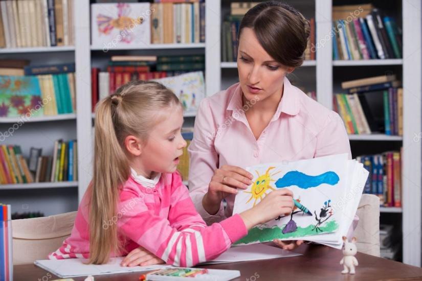 Psicologo dell'infanzia