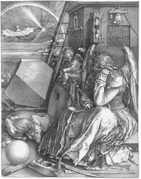 800px-Dürer_Melancholia_I