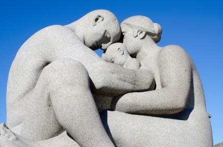 Statua Famiglia